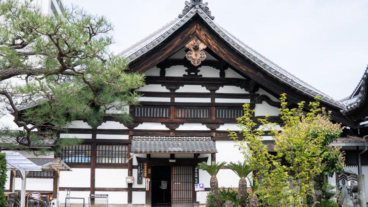 京都本法寺